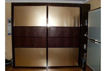 Встроенный шкаф-купе В29