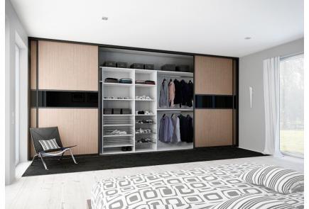 Встроенный шкаф-купе В5