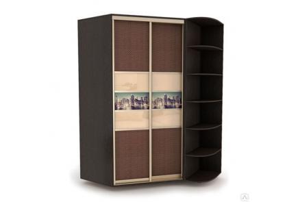 Угловой шкаф У013