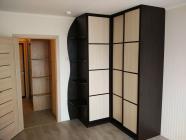 Угловой шкаф У002